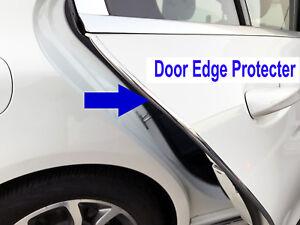 4pcs CHROME DOOR EDGE GUARD Flexible Protection Trim Molding for Chevy 2004-2018