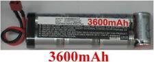 Batterie 8.4V 3600mAh type NS360D47C115 Connecteur T-Plug Female pour Racing Car