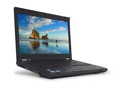 Lenovo ThinkPad T430 Laptop Intel Core i5 3rd Gen 8GB 500GB Win 10 MINI DP *