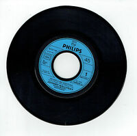 Johnny HALLYDAY 45T SP REVOILA MA SOLITUDE - LA FILLE DU SQUARE -PHILIPS 6172176