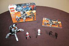 LEGO Star Wars 9488 Elite Clone Trooper & Commando Droid, vollständig, neuwertig