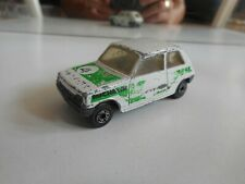 Matchbox Superfast Renault 5 Tl in White/Green