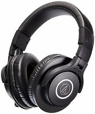 New! Audio-Technica ATH-M40x Professional Monitor Headphones from Japan Import!