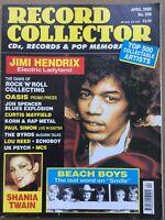 Record Collector Magazine #245 - Jimi Hendrix, Beach Boys, Shania Twain