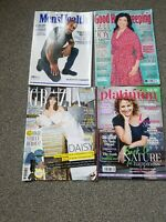 Magazines bundle New Mens Health Good Housekeeping Grazia Platinum sep 2020