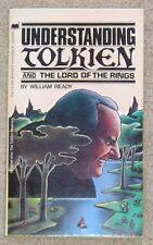 Understanding Tolkien by William Ready - pb