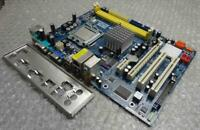 Genuine ASRock G31M-GS Socket LGA775 DDR2 Motherboard with Backplate