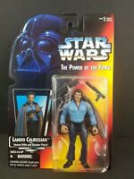 Star Wars Lando Calrossian (PotF) Action Figure by Kenner 1995 NEW!!