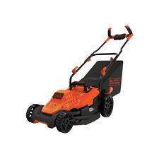 Black & Decker 10 Amp/ 15 in. Electric Lawn Mower BEMW472BH New