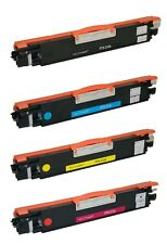 CE310A CE311 BCMY Toner Cartridge for HP Color LaserJet Pro 100 M175a MFP M175nw