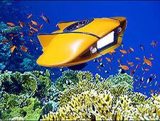 Voyage to the Bottom of the Sea Mini Flying Sub 1/128 Model Lighting Kit 186VF03