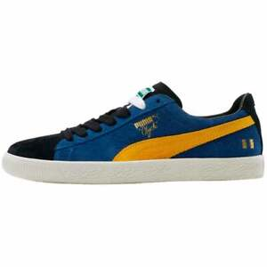 Puma Clyde X The Hundreds Lace Up  Mens  Sneakers Shoes Casual   - Multi - Size