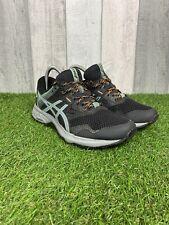 Asics Gel Sonoma 5 Amplifoam Trail Running Shoes Black Mint Lining Size 6.5 Uni