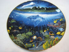 Danbury Mint A Discovery Off Anahola Underwater Paradise Collectors Plate