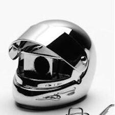 Motor ciclo Casco Sacapuntas en placa de plata