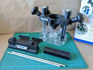 Dremel 335 Plunge Router Attachment For Rotary Tool /Drill (26150335JA)
