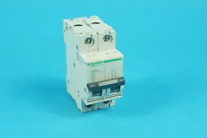 Schneider Electric 24990 C60H C32A 2-pole circuit breaker 10KA