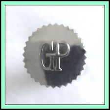 GIRARD PERREGAUX - Watch Crown Steel - N.O.S. ORIGINAL 4.10 mm Stem 0.90