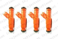 Set of 4 Bosch 0280156156 Fuel injector 2003-2004 Mazda 6 2.3L MZR 3M4G9F593BA