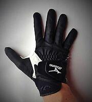 2 Mizuno Handschuhe (N) JPX black-white für Herren    vom PGA Pro