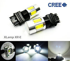 2x 3156 3157 CREE XR-E LED Projector Back Up Reverse Light Bulb White for GMC