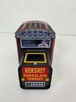 Collector Tin Hershey Chocolate Company Milk Truck Vehicle Series Canister #1