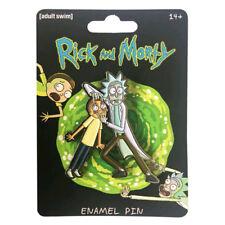 Rick and Morty - Rick & Morty Enamel Pin NEW