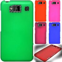 Slim Fit Cover Snap On Hard Phone Case for Motorola Droid Razr HD XT926 Fighter