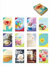 Designer Greetings Foiled Embossed Greeting Cards for All Occasions, Assorted