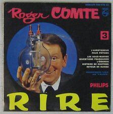 Roger Comte 45 tours L'avertisseur pour piétons