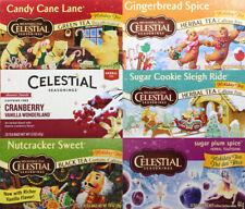 Holiday Tea Six Pack by Celestial Seasonings