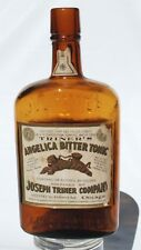 TRINER'S ANGELICA BITTER TONIC WITH LABELS
