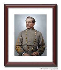 Gen Beauregard Confederate 11x14 Framed Photo Print Color Civil War -4176424807