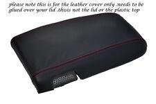 Red stitch fits Camaro Trans Am FIREBIRD T56 96-02 cuir accoudoir ne couvrent que