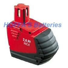 HILTI 15.6 Volt SFB 150, REBUILT BY THE BEST BATTERY REBUILDERS ON E-BAY