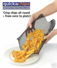 NEW QUICKACHIPS TRAY FOR QUICK & CRISPY OVEN CHIPS 33CM