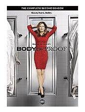Body of Proof: Season 2 Dana Delany, Jeri Ryan, Nic Bishop, Joanna Cassidy DVD