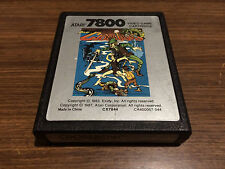 CROSSBOW - ATARI 7800 GAME - WORKING - PAL