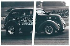 1960s Drag Racing-Anglia BB/Gasser-Lakeview Airport Trucking-YORK US30 Dragway