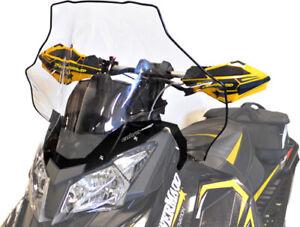 Powermadd 13540 Cobra Snow Windshield 19in Tall Ski-Doo | 2318-0153
