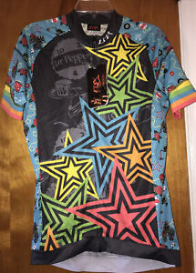 Epix Go-Fierce Cycling Jersey Roanoke Star Texas Tavern H&C 611 Dr Pepper XL NWT