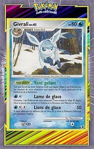 Platine 02-91//111 La volonté d/'Adrien Carte Pokemon Neuve Française