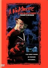 Nightmare on Elm Street 2 Freddy S Re 0794043501722 DVD Region 1