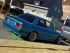 BMW E30 heckjalousie louver louvre heckrollo heckscheibenjalousie