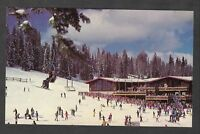 Sunrise Ski Resort on Fort Apache Indian Reservation - White Mountain Arizona