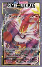 Pyrobut VMAX - EB02:Clash des Rebelles - 036/192 - Carte Pokemon Neuve Française