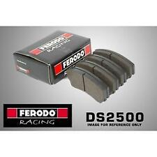 Set pastillas freno delt. Ferodo Racing DS UNO FCP1334Z, grupo VAG, Lancer EVO