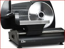 Electric Meat Slicer Deli Commercial Food Industrial Restaurant Cutter Blade 7.5