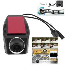 Hidden HD 1080P WiFi Car DVR Camera Video Recorder Dash Cam G-Sensor Dual Lens