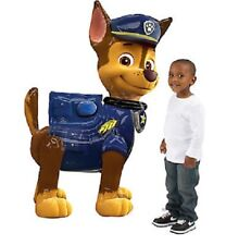 Paw Patrol Chase Air Walker Giant Gliding Balloon 54 Inch Tall